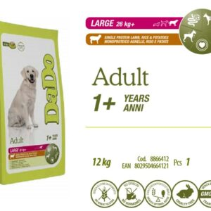cibo per cani adulti