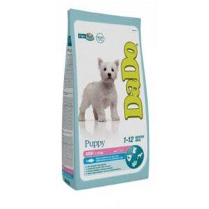 dado-puppy-mini-pesce-e-riso da due kg
