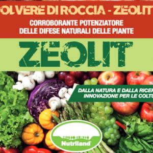 ZEOLIT - POLVERE DI ROCCIA Conf. 5Kg