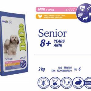 cibo per cani senior